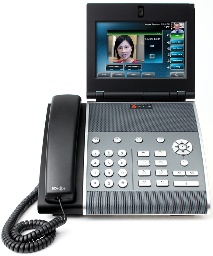 Image courtesy of Polycom